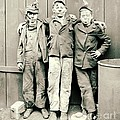 Padre Art - Coal Breaker Boys 1900