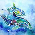 Jo Lynch - Dolphins Dance