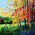 Hanne Lore Koehler - Fall Color