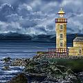 Anne Norskog - Fanad Head Lighthouse...