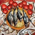 Vladimir Kezerashvili - Fish and Tomatoes