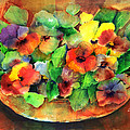Arline Wagner - Flower Bowl