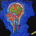 Lisa Kramer - Fluorescent Brain N Bloom
