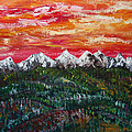 James Bryron Love - Foothills to Banff