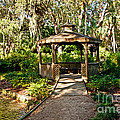 Bob and Nancy Kendrick - Garden Gazebo