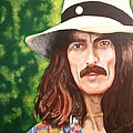Keith Schwitzer - George Harrison color