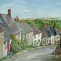 Yvonne Johnstone - Gold Hill  Shaftesbury