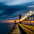 Larry Carr - Grand Haven Lighthouse