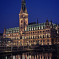 Benjamin Matthijs - Hamburg city hall