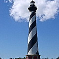 A J Fadel - Hatteras lighthouse
