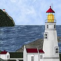 Anne Norskog - Heceta Head Oregon