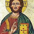 Ion vincent DAnu - Icon of Jesus As Christ...