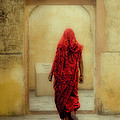 Neville Bulsara - India The Woman in Red...