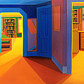 Nancy Griswold - Interior of Malden...