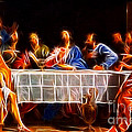 Pamela Johnson - Jesus The Last Supper