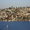 Kym Backland - Lake Union Looks Like...