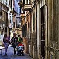 David Smith - Lane in Palma de Majorca...
