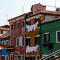 Carla Parris - Laundry Day in Burano