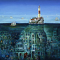 Valeri Tsenov - Lighthouse