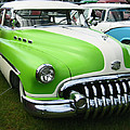 Kym Backland - Lime Green 1950s Buick