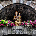 Joan  Minchak - Madonna and Child Arch