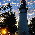 Daniel Dempster - Marblehead Lighthouse...