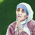 Yoshiko Mishina - Mother Teresa