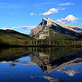 Vickie Emms - Mount Rundle and ...