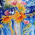 Trudi Doyle - My Summer Garden with...