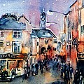 Trudi Doyle - Nightfall. High St....