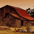 Lydia Holly - Old Barn