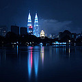 Zoe Ferrie - Petronas Towers taken...