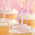 Christopher and Amanda Elwell - Pink Party Cupcakes