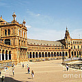 Bob and Nancy Kendrick - Plaza de Espana 2