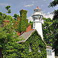 Ginger Harris - Port Sanilac Lighthouse...