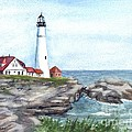 Carol Wisniewski - Portland Head Lighthouse...