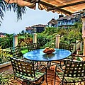 Kathy Tarochione - San Clemente Estate Patio
