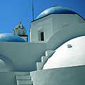 Colette Hera  Guggenheim - Santorini Church Greece