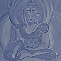 First Star Art  - Silver Buddha