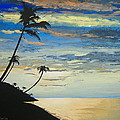 Norm Starks - South Sea Sunset