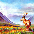 Denise Laurent - Stag In The Glen -...