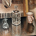Vladimir Kezerashvili - Still Life Glass