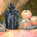 Sonya Ragyovska - Still life with apples