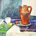 Irina Sztukowski - Still Life With Cup and...