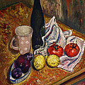 Vladimir Kezerashvili - Still Life with  lemons...