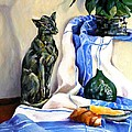 Jolante Hesse - The Cat and the Cloth