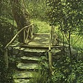 Michael John Cavanagh - The Footbridge