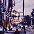James Guentner - The Garden Theater