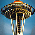 Inge Johnsson - Top of the Space Needle