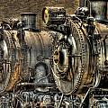 Mike Savad - Train - Engine -...